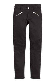 Байкерские брюки