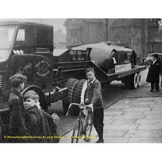 mystery s sunbeam land speed record car wolverhampton ref no p 3477 ...