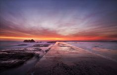 beautiful Cape Town in winter Cape Town, South Africa, Celestial, Spaces, Sunset, Beach, Winter, Travel, Outdoor