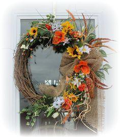 craft ideas | diy wreath