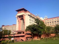 New Delhi and NCR The Ashok Hotel India, Asia Ideally located in the prime touristic area of Central Delhi, The Ashok Hotel promises a relaxing and wonderful visit. The hotel has everything you need for a comfortable stay. All the necessary facilities, including free Wi-Fi in all rooms, 24-hour front desk, 24-hour room service, facilities for disabled guests, express check-in/check-out, are at hand. Some of the well-appointed guestrooms feature television LCD/plasma screen, in...