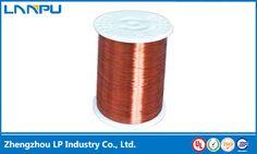 Enameled Round Copper Wire Diameter: 0.025-4.5 Temp class: 130, 155, 180, 200, 220 Application: sealed motor working under high temperature, transformer, modern instrument, generator, welding machine and so on....