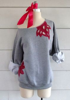 Inspiration         Tutorial   Things you need     Sweatshirt ~mine is a mens medium~  Scissors  Paint Pens  Pencil  Paint brush     ...