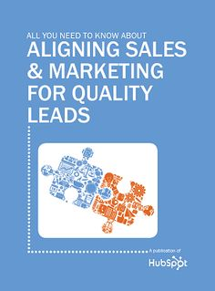 Free Ebook & Webinar: All You Need to Know About Aligning Sales & Marketing