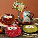 Forest Finds: Owl & Woodland Creatures | Daily deals for moms, babies and kids