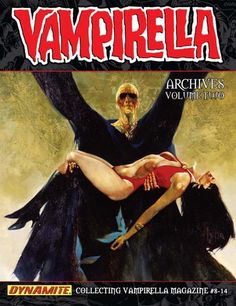 """Vampirella #9  Warren """"The Boy Who Loved Trees"""" Script by Gardner Fox with script/art by Barry Windsor-Smith (as Barry Smith.)  This story is included in Dynamite's Vampirella Archives Volume Two."""