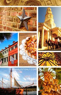 #Charlestonly Scenes of Summer