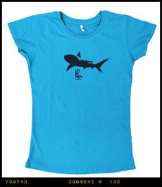 LET US PREY™ womens T-shirt by Seven Tenths. Supporting BITEBACK shark and marine conservation