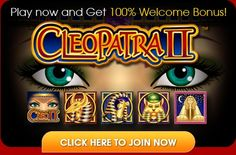 Cleopatra 2 Slots | Excellent Online Slots and Casinos South Africa