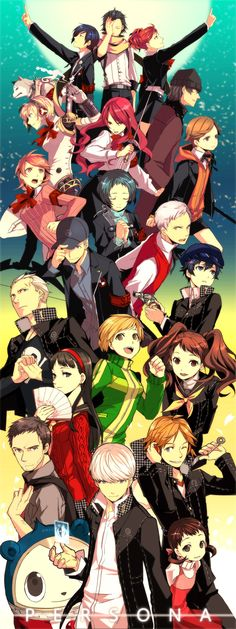 Artist: Tonkotsu Ramen | Persona Series