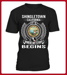 Shingletown California - Shirts für singles (*Partner-Link)