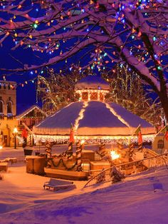 Winter Wonderland -  Leavenworth