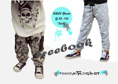 Freebook Chill Buxe * Gr. 56 - 146