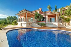 Son Vida, New Villa. Villas & houses for sale Son Vida. Vida Balear