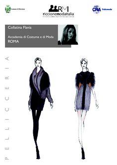 Collatina Flavia Accademia di Costume e di Moda ROMA