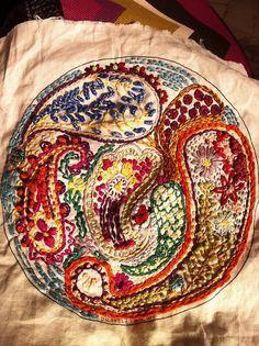 photo.JPG by HeatherHAL, via Flickr #embroidery