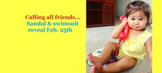 Are you excited for summer? So are we! Stop in and check out are swimsuits and sandals February 25th!