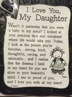 A prayer for the daughters that need support for the undertakings of their futures. A prayer for the Love You Daughter Quotes, New Mom Quotes, Little Boy Quotes, Brother Sister Quotes, Birthday Quotes For Daughter, Mother Daughter Quotes, Family Quotes, Quotes Quotes, Nephew Quotes