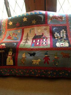 Jan Patek Quilts: Christmas in July kit sale #1