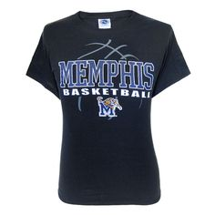 Memphis Tigers Basketball T Shirt