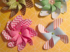 molinillos de viento pinwheels diy niños kids children miraquechulo