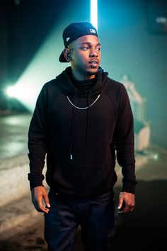 Newcomer Kendrick Lamar- Extremely talented and thought provoking artist. Definitely raising the bar in Hip Hop back to where it should be.