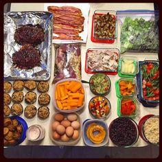 Sunday Food Prep Inspiration 108