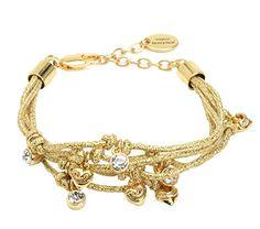 Juicy Couture Multi Strand Charm Bracelet, Metallic Juicy Couture http://www.amazon.com/dp/B00W3RVIVI/ref=cm_sw_r_pi_dp_BDslvb1CM5D19