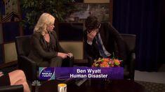 Ben Wyatt, Human Disaster