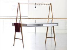 Rectangular office desk A   Office desk - SA Möbler