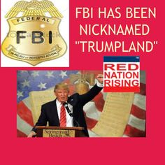 "RNR Kentucky (@RNRKentucky) | Twitter......U learned the FBI's nickname for Hillary is ""Anti-Christ."" Now, the FBI is so Pro Trump, theyve been nicknamed ""Trumpland."" #REdNationRising"
