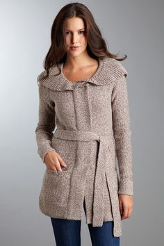 Bask Sweater Coat