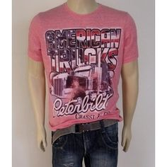 Camiseta American Trucks - Gola Careca - Chassi & Co.