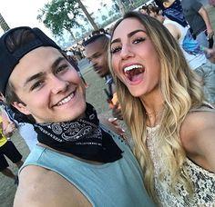 Peyton @ coachella I am so happy for him he looks so happy! Peyton Meyer, Girl Meets World, Special People, Coachella, Cute Guys, Character Inspiration, Boys, Girls, Celebrities