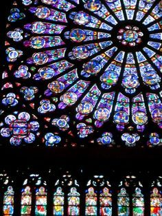 1000+ images about Stain glass on Pinterest | Rose Window ...