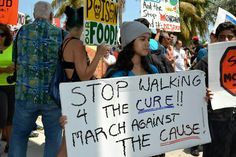 March against the CAUSE! #MAM