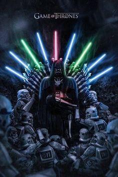 Star Wars + Game of Thrones wallpaper