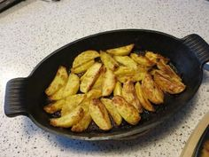 Rezept: Knusprige Knoblauch-Kartoffeln Bild Nr. 2068