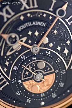 Watches by SJX: Hands-on with the Voutilainen Vingt-8 GMT, a dual time zone with a hand-engraved dial.
