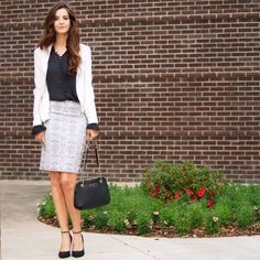 e4a441fbdff9e 86 Best office chic images | Office Chic, Work wardrobe, Workwear