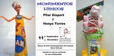 Honys Torres Artista Neo POP: Monumentos Lúdicos