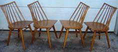 Mid Century Conant Ball Dining Chair  by HomeandApartment on Etsy, $575.00