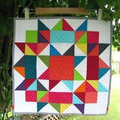 Image result for large quilt block pattern