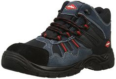 Lee Cooper Workwear  S1P Inj Moulded Boot,  Unisex - Erwachsene Sicherheitsschuhe , Grau - grau - Größe: EU 42 (UK 8) - http://on-line-kaufen.de/lee-cooper-workwear/42-eu-8-uk-lee-cooper-workwear-inj-moulded-unisex-4