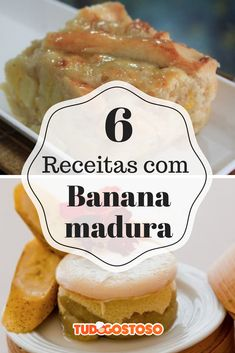 Bananas, Doce Banana, Banana Madura, Camembert Cheese, Hamburger, Food And Drink, Low Carb, Bread, Breakfast