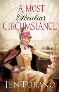 A Most Peculiar Circumstance by Jen Turano BOOK GIVEAWAY! @ http://dianeestrella.com/a-most-peculiar-circumstance-by-jen-turano-book-giveaway/