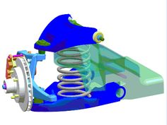 01-life cycle simulation-CAE-multi body dynamics-flexible body-Product life cycle management-PLM software-Solidworks-COSMOS-design optimization-FE modeling