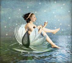 Bubbles  by Catrin Welz Stein