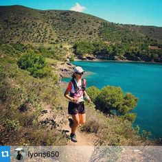 ¿Y vosotros? ¿Ya os entrenáis para los próximos retos deportivos? @lyons650 Gracias por compartirlo con #VisitRoses!  Tic, tac, tic, tac...3 mesos! 02/05/2015 #TrailRosesCapdeCreus #2015 #Missionx3 #Salomon #Klassmark #Cursesdemuntanya #córrer #trailrunning #Josóctrailhero #aRoses #ParcNaturalCapdeCreus #CamídeRonda #3cims4cales #Jóncols #Pelosa #Calitjàs #Montjoi #ColldenFràgam #PladelesGates #CapNorfeu #PicdelÀliga #PuigAlt #SaCruïlla #paradise #reptes #objectius #motivació
