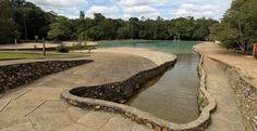 Parque Nacional de Brasília de 30 mil hectares | Foi criado em 1961 para preservar o meio ambiente contra o canteiro de obras em que se transformara Brasília | Crédito: Roberto Jayme - UOL